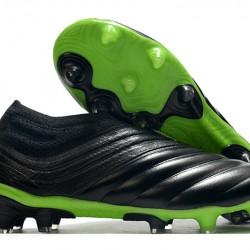 Adidas Copa 20+ FG Black Green 39-45