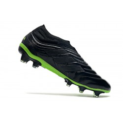 Adidas Copa 20+ FG Black Green 39-45