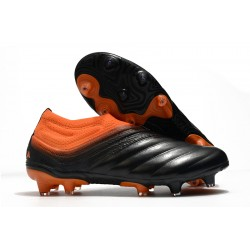 Adidas Copa 20+ FG Black Orange 39-45