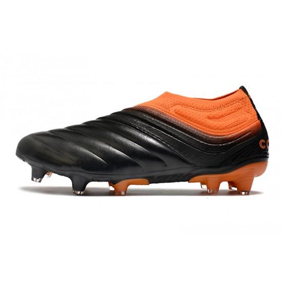 Adidas Copa 20+ FG Black Orange 39-45