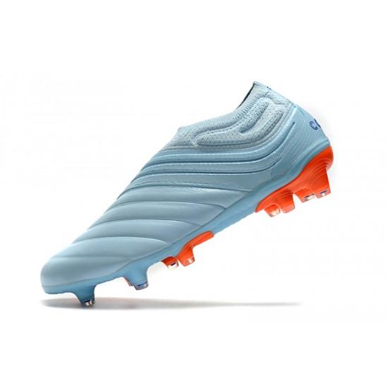 Adidas Copa 20+ FG Blue Orange 39-45