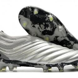 Adidas Copa 20+ FG Silver Black 39-45