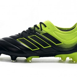 Adidas Copa 20.1 FG Black Green 39-45