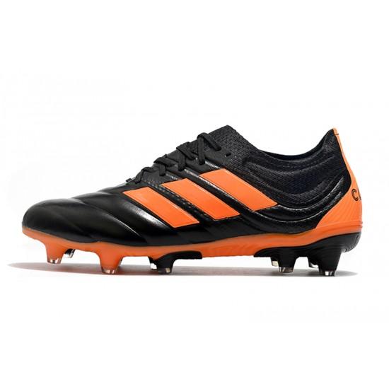 Adidas Copa 20.1 FG Black Orange 39-45