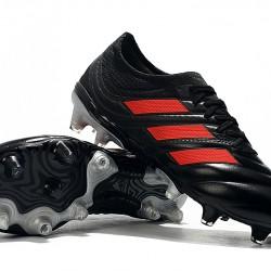 Adidas Copa 20.1 FG Black Red 39-45