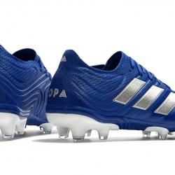 Adidas Copa 20.1 FG Blue Silver 39-45
