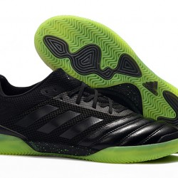 Adidas Copa 20.1 IN Black Green 39-45