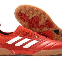 Adidas Copa 20.1 IN Red White 39-45
