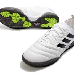 Adidas Copa 20.1 IN White Black 39-45