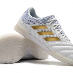 Adidas Copa 20.1 IN White Gold 39-45