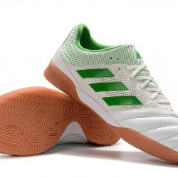 Adidas Copa 20.1 IN White Green 39-45