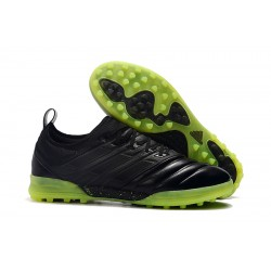 Adidas Copa 20.1 TF Black Green 39-45