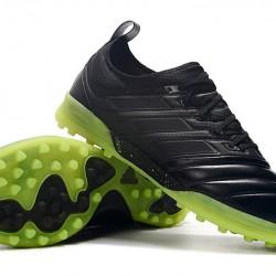 Adidas Copa 20.1 TF Black Green 39-45