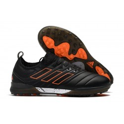 Adidas Copa 20.1 TF Black Orange 39-45