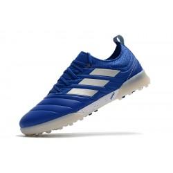 Adidas Copa 20.1 TF Blue Silver 39-45
