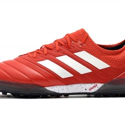 Adidas Copa 20.1 TF Red White 39-45