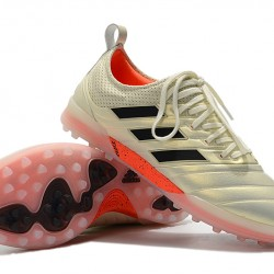 Adidas Copa 20.1 TF White Black Orange 39-45