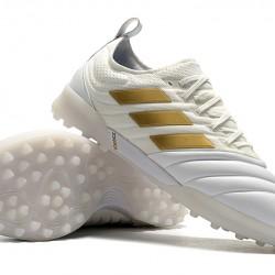 Adidas Copa 20.1 TF White Gold 39-45