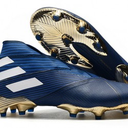Adidas Nemeziz 19+ FG Blue Gold White 39-45
