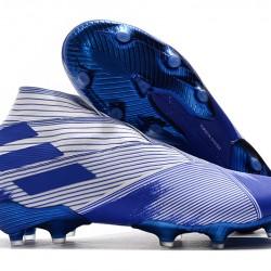 Adidas Nemeziz 19+ FG Blue White 39-45