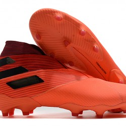 Adidas Nemeziz 19+ FG Red Black 39-45