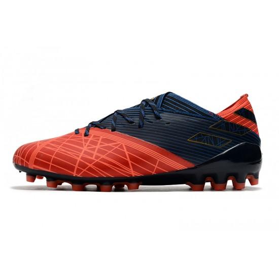 Adidas Nemeziz 19.1 AG Black Red 39-45