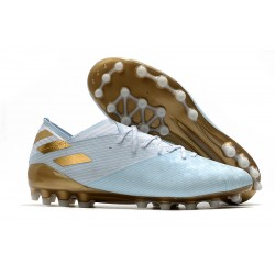 Adidas Nemeziz 19.1 AG Blue Gold 39-45