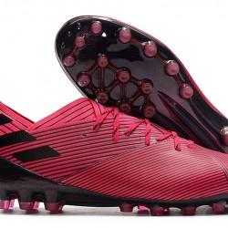 Adidas Nemeziz 19.1 AG Pink Black 39-45