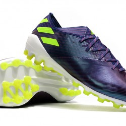 Adidas Nemeziz 19.1 AG Purple Green 39-45