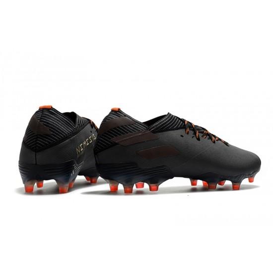 Adidas Nemeziz 19.1 FG Black Orange 39-45