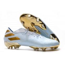 Adidas Nemeziz 19.1 FG Blue Gold 39-45