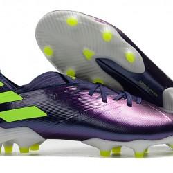 Adidas Nemeziz 19.1 FG Purple Green 39-45