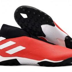 Adidas Nemeziz 19.3 Laceless TF Red White 39-45