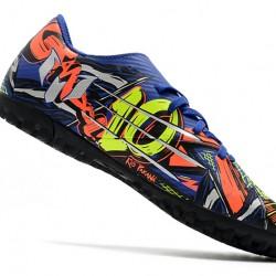 Adidas Nemeziz 19.4 TF Blue Orange Green 39-45