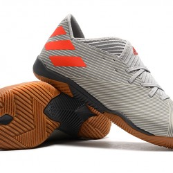 Adidas Nemeziz Messi 19.3 IC Grey Orange 39-45