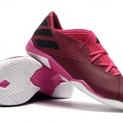 Adidas Nemeziz Messi 19.3 IC Pink Black 39-45