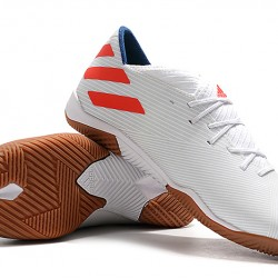 Adidas Nemeziz Messi 19.3 IC White Orange 39-45