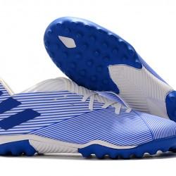 Adidas Nemeziz Messi 19.3 TF White Blue 39-45