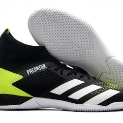 Adidas Predator 20.3 IC Black Green 39-45