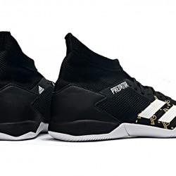 Adidas Predator 20.3 IC Black White Gold 39-45