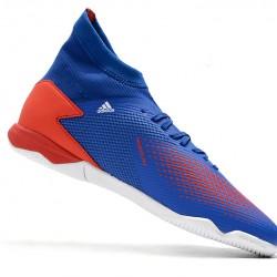 Adidas Predator 20.3 IC Blue Red 39-45