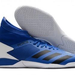 Adidas Predator 20.3 IC Blue White Black 39-45