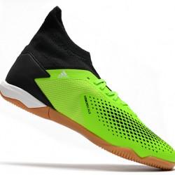 Adidas Predator 20.3 IC Green Black White 39-45