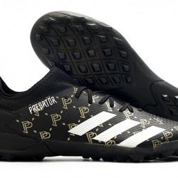 Adidas Predator 20.3 L TF Black Gold White 39-45
