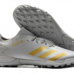 Adidas Predator 20.3 L TF White Gold 39-45