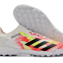 Adidas Predator 20.3 L TF White Orange Yellow 39-45