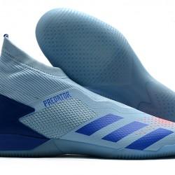 Adidas Predator 20.3 Laceless IN Blue Orange 39-45