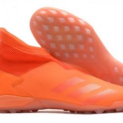 Adidas Predator 20.3 Laceless TF All Orange 39-45