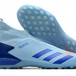 Adidas Predator 20.3 Laceless TF Blue Orange 39-45
