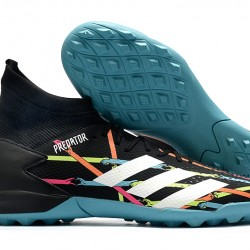 Adidas Predator 20.3 TF Black Blue White 39-45